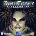 StarCraft: Battle Chest Macintosh Other Jewel Case Front - Expansion Set