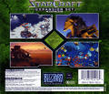 StarCraft: Battle Chest Macintosh Other Jewel Case Back - Expansion Set