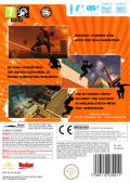 Free Running Wii Back Cover