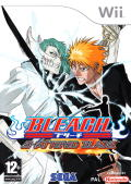 Bleach: Shattered Blade Wii Front Cover
