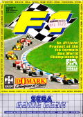 Formula One Game Gear Front Cover