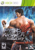 Fist of the North Star: Ken's Rage Xbox 360 Front Cover