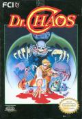 Dr. Chaos NES Front Cover