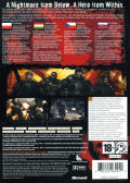 Gears of War Xbox 360 Back Cover