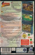 Spot Goes to Hollywood SEGA Saturn Back Cover