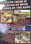 Prison Tycoon 2: Maximum Security Windows Inside Cover Left