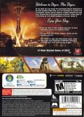 Fallout: New Vegas Windows Other Keep Case - Back Cover