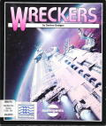 Wreckers DOS Front Cover