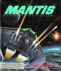XF5700 Mantis Experimental Fighter DOS Front Cover