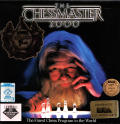 The Chessmaster 2000 Apple II Front Cover Additional Release