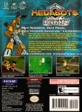 Medabots: Infinity GameCube Back Cover