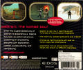 Omikron: The Nomad Soul Dreamcast Back Cover