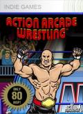 Action Arcade Wrestling Xbox 360 Front Cover