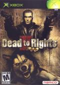 Dead to Rights II Xbox Front Cover