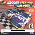 NASCAR Racing 2003 Season Windows Other Jewel Case - Front