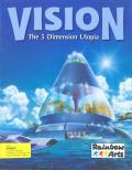 Vision: The 5 Dimension Utopia Amiga Front Cover