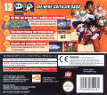 Dragon Ball Z: Attack of the Saiyans Nintendo DS Back Cover