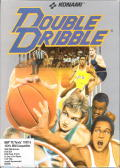 Double Dribble DOS Front Cover