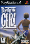 Demolition Girl PlayStation 2 Front Cover