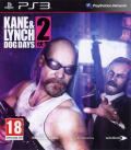 Kane & Lynch 2: Dog Days PlayStation 3 Front Cover