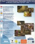 Dungeon Keeper: Gold Edition Windows Back Cover