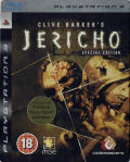 Clive Barker's Jericho (Special Edition) PlayStation 3 Front Cover