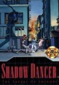 Shadow Dancer: The Secret of Shinobi Windows Front Cover