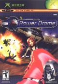 Power Drome Xbox Front Cover