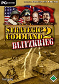 Strategic Command 2: Blitzkrieg Windows Front Cover