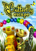 Butterfly Escape Windows Front Cover