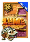 Zuma Deluxe Windows Front Cover