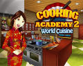 Cooking Academy 2: World Cuisine Windows Front Cover