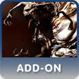 Dragon Age: Origins - The Golems of Amgarrak PlayStation 3 Front Cover