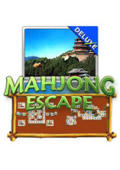 Mahjong Escape: Ancient China Windows Front Cover