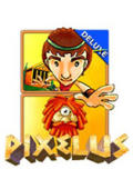 Pixelus Deluxe Windows Front Cover