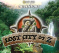 Nat Geo Adventure: Lost City of Z Windows Front Cover