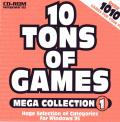 10 Tons of Games: Mega Collection 1 DOS Front Cover