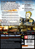 Fallout 3: Game of the Year Edition Windows Back Cover