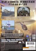 Microsoft Flight Simulator X (Gold Edition) Windows Back Cover