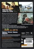 Grand Theft Auto IV Windows Other Keep Case - Back