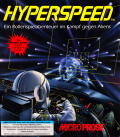 Hyperspeed DOS Front Cover