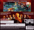 Command & Conquer: Red Alert 3 Windows Back Cover