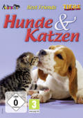 Paws & Claws: Best Friends - Dogs & Cats Windows Front Cover