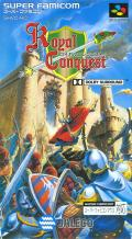 King Arthur's World SNES Front Cover