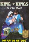 King of Kings: The Early Years NES Front Cover