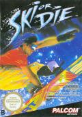 Ski or Die NES Front Cover