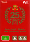 Super Mario All-Stars: Limited Edition Wii Front Cover