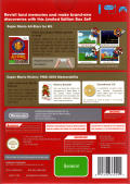 Super Mario All-Stars: Limited Edition Wii Back Cover