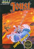 Joust NES Front Cover