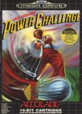 Jack Nicklaus' Power Challenge Golf Genesis Front Cover